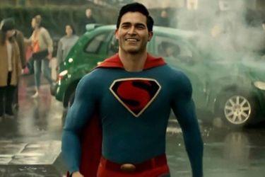 Clark volverá a usar el traje inspirado en las caricaturas de Fleischer en los próximos episodios de Superman & Lois