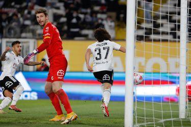 Colo Colo ha marcado el 72% de sus goles en este torneo en el segundo tiempo