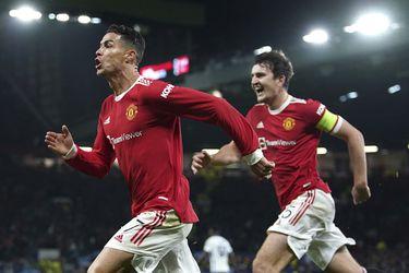Cristiano Ronaldo lidera la heroica remontada del Manchester United
