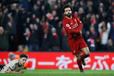 Liverpool le gana el clásico al United y le saca 16 puntos al City