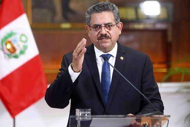 """Expresidente de Perú asegura que informe de la oficina de DD.HH. de la ONU sobre violencia policial es """"sesgado"""""""