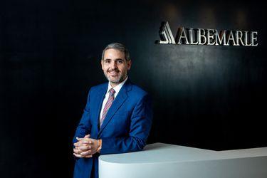 Albemarle nombra a nuevo country manager en Chile y crea vicepresidencia de Asuntos Globales y Comunitarios