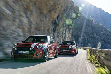 Mini Paddy Hopkirk Edition: los británicos vuelven a honrar su primera victoria en el Rally de Monte Carlo