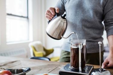 Despierta y huele el café