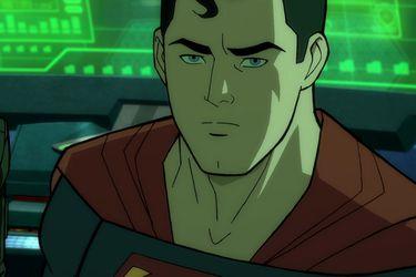 El primer vistazo a la próxima película de Superman que marcará el inicio de la nueva etapa animada para DC