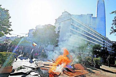Incidentes en Providencia