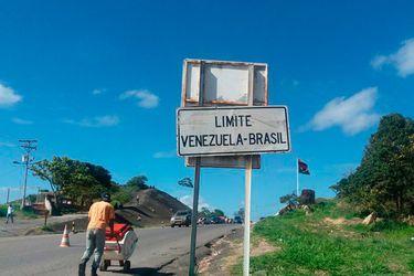 Frontera Venezuela Brasil