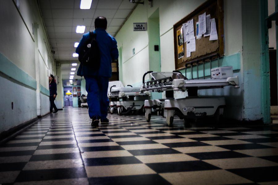 RECORRIDO URGENCIAS HOSPITALES