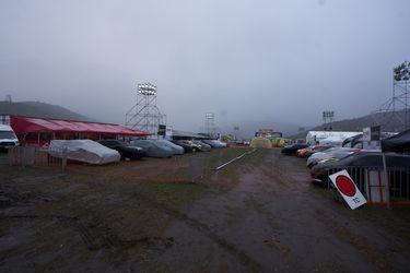La lluvia fue la culpable: se suspende el Rally de Casablanca por factores climáticos