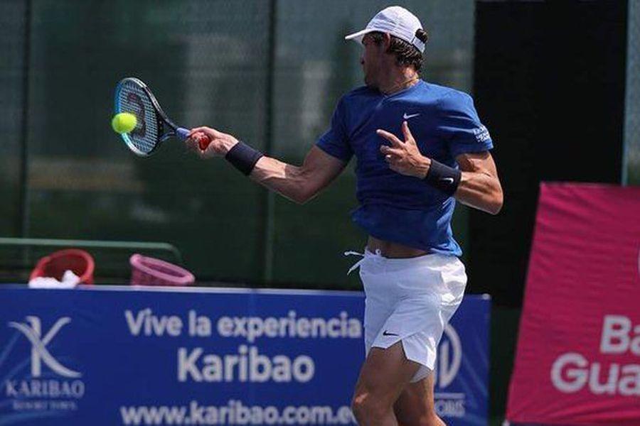 Nicolás Jarry campeón en el Challenger de Salinas