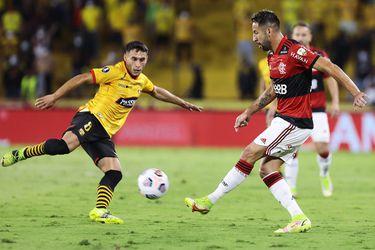 Mauricio Isla y Flamengo se meten en la final de la Libertadores