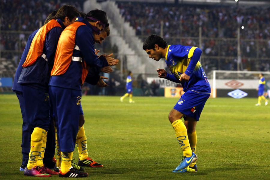 Colo Colo vs Everton