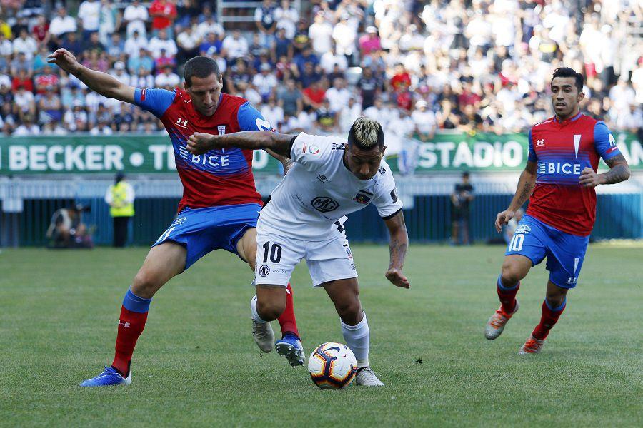 Universidad Catolica vs Colo Colo, Copa Chile 2019