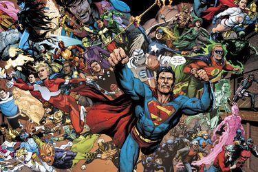 Doomsday Clock no se alineará completamente con la línea de tiempo de DC Comics