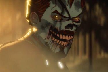 Los zombies cambian la historia de un momento de Avengers: Infinity War en un clip para el próximo episodio de What If...?