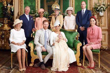 Gran Bretaña: El reservado bautizo de Archie, el hijo de los príncipes Harry y Meghan