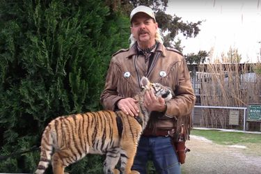 Donald Trump no concedió indulto presidencial a Joe Exotic