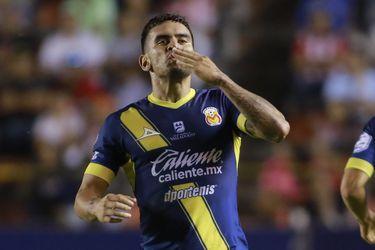 Sebastián Vegas está a detalles de ser fichaje de Rayados de Monterrey