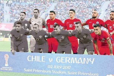 Chile vs Alemania, final Copa Confederaciones