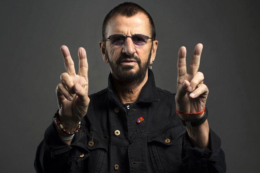 El cumpleaños virtual de Ringo Starr: baterista prepara streaming ...