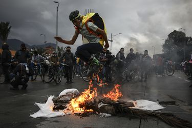 Aumenta presión contra Duque en Colombia en octavo día de protestas