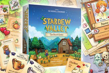 Stardew Valley ahora es un juego de mesa diseñado por su creador