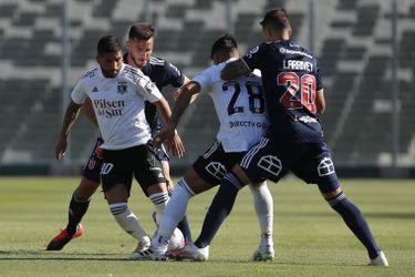 El no gol de Jimmy-Henríquez y Quinteros: los señalados en el peor Superclásico de los últimos años