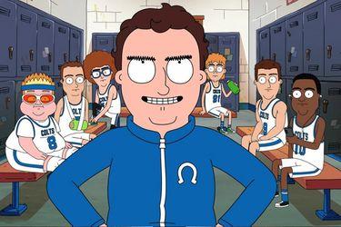 Vean el tráiler de Hoops, la nueva serie animada para adultos de Netflix