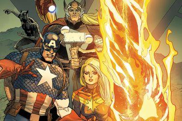 Marvel finalmente reveló al nuevo huésped de la Fuerza Fénix en los cómics