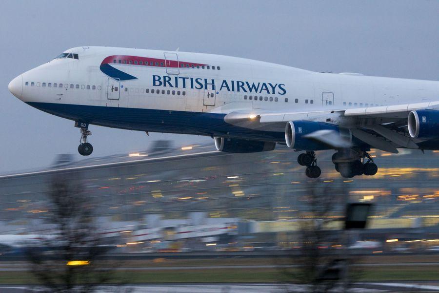 El fin del jumbo: British Airways retira la flota del 747 con efecto inmediato