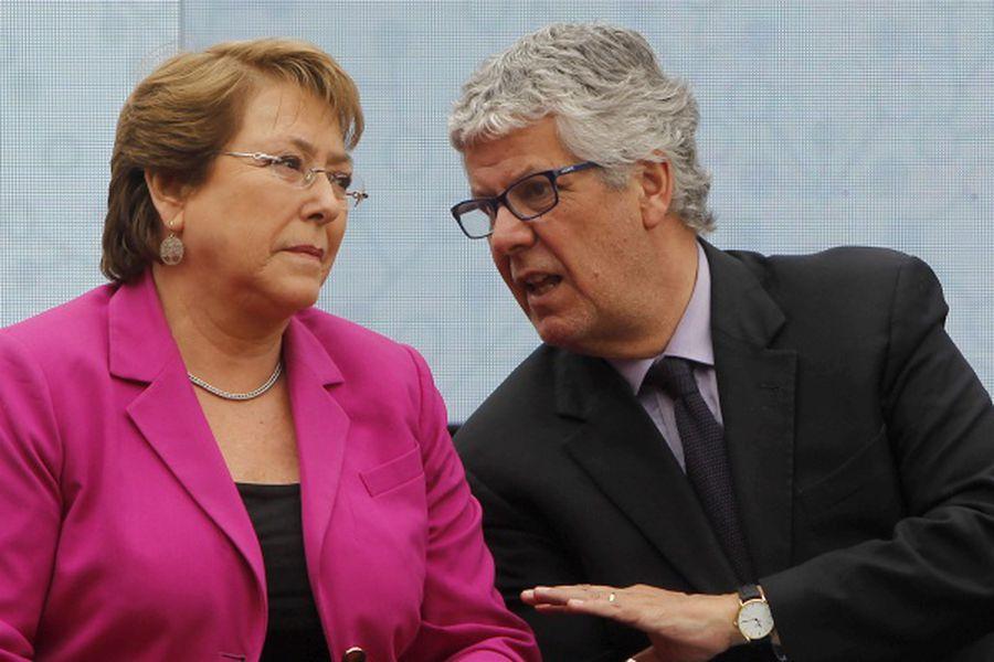 La última trinchera de Bachelet - La Tercera