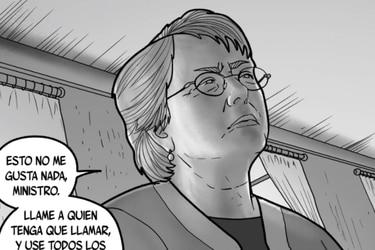 Bachelet enfrenta su mayor crisis por culpa de unas ratas gigantes