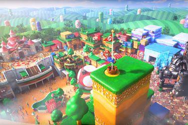 El parque de diversiones de Nintendo tiene su propio trailer