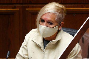 Revisa el minuto a minuto del rechazó de la acusación constitucional en contra de la ministra Silvana Donoso en el Senado