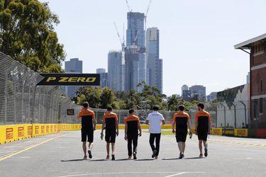 Equipo McLaren confirma que los trabajadores puestos en cuarentena en Australia han regresado a sus hogares