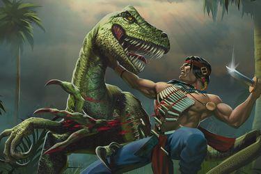 A cazar dinosaurios, Turok: Dinosaur Hunter llegará a Nintendo Switch