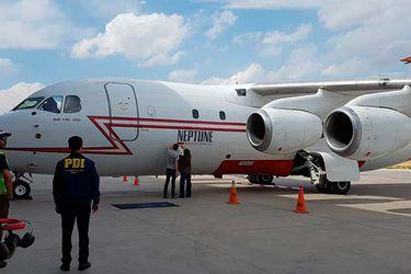 avión BAE 146