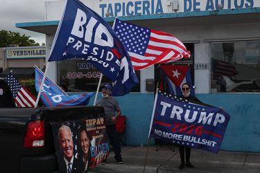Tampa, la ciudad clave de Florida donde coinciden hoy Trump y Biden