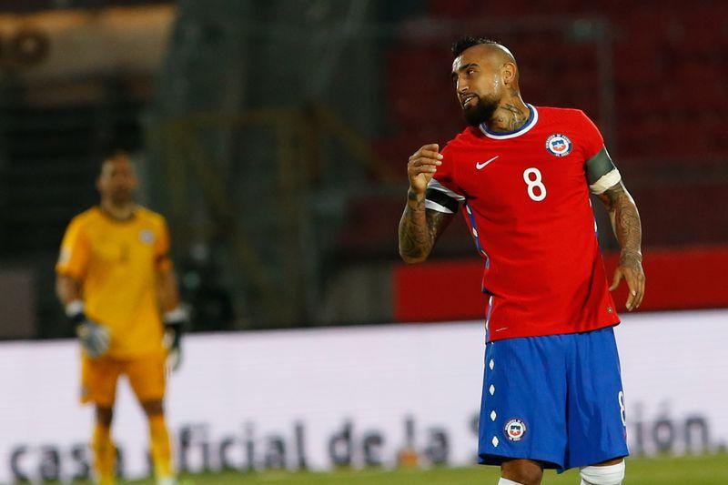 La prensa argentina reaccionó ante la baja de Arturo Vidal tras dar positivo por Covid-19.