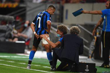 El Inter pasa a semifinales y Alexis pone las alarmas