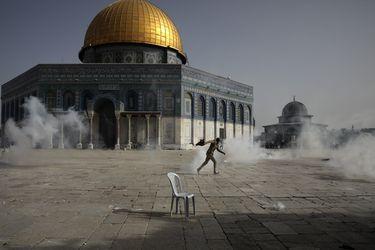 Bombardeo de Israel tras el lanzamiento de cohetes hacia Jerusalén causa 20 muertos en Gaza
