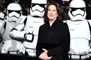 """Kathleen Kennedy dice que una directora """"absolutamente"""" podría comandar una nueva película de Star Wars"""