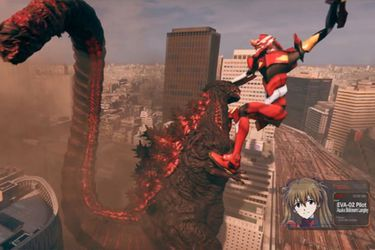 Godzilla-vs-Evangelion
