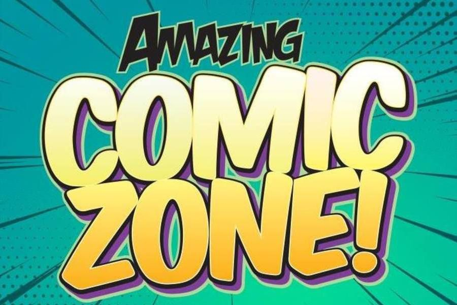 Amazing Cómic Zone!