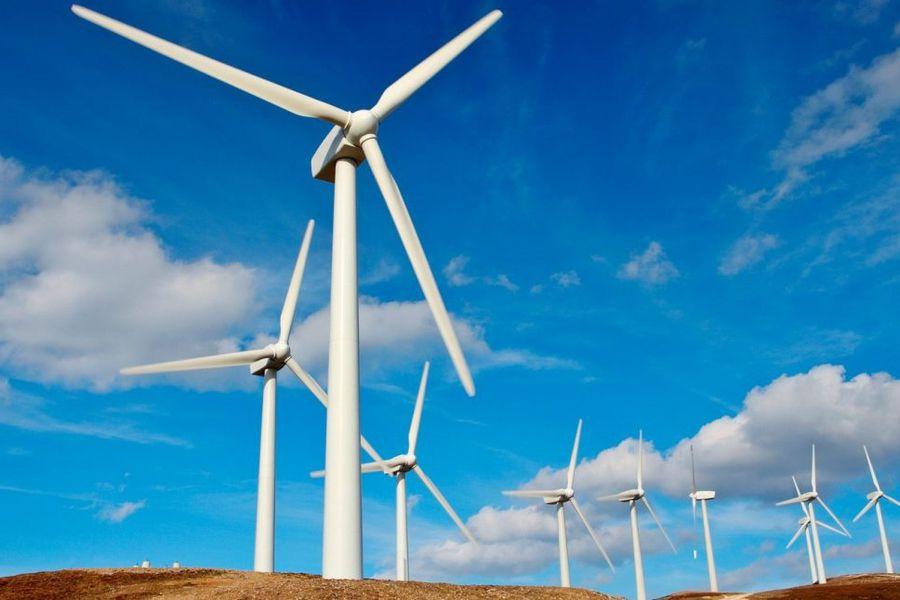 Horizonte se convertirá en el parque eólico terrestre más grande de Latinoamérica y uno de los de mayor capacidad instalada a nivel mundial. Es de Colbún