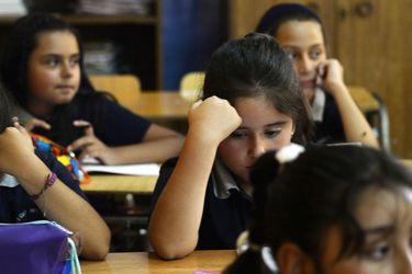 QUILPUE : Inicio de Año Escolar Educacion Basica