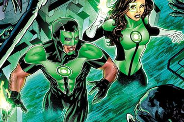 La serie de Green Lantern podría comenzar sus filmaciones en abril