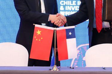Chinodependencia: la reactivación del gigante asiático le hizo ampliar su ventaja como principal socio comercial de Chile