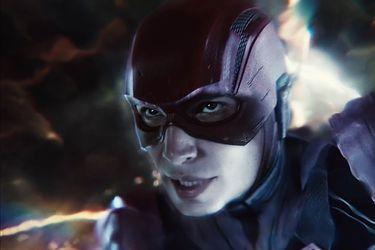 Warner Bros. no habría entendido la escena del viaje en el tiempo de Flash en Justice League