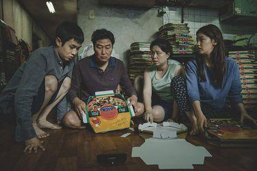 Parásito, el éxito de la cinta coreana en el camino al Oscar
